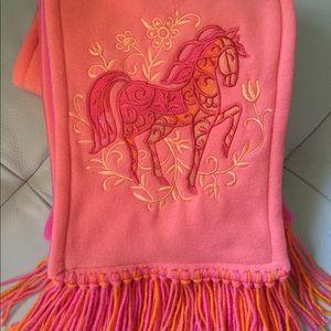 Pretty Pony Scarf